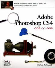 Adobe Photoshop CS4 by Deke McClelland (2008, Paperback) Free Shipping