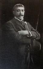 1928 Jean Lorrain Georges Normandy Octave Uzanne Biographie Envoi autographe EO