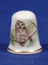 """Special Offer""  TCC Oakley China Little Owl Thimble B/08"
