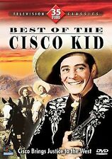 THE BEST OF THE CISCO KID 35 Episodes on DVD NEW 3 Disc Set