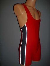 Olaf Benz BLU 1462 Swimbody Beachbody Badeanzug red Gr. M