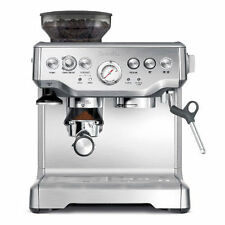 Breville BES870XL Barista Express Espresso Stainless Steel Maker Machine | NEW