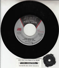 THE COASTERS Zing! Went The Strings Of My Heart/SENSATIONS Please Mr Disc Jockey
