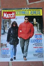 paris match 1964 delon kaprisky mitchell 16 janvier 1987
