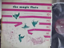 MOZART THE MAGIC FLUTE ON MUSICAL MASTERPIECE  DOUBLE LP