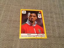 #272 Nani Portugal Panini Euro 2012 PLATINUM EDITION sticker Manchester United
