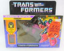 Transformers Original G1 Headmaster Fangry Complete Box Bubble Sealed Stickers