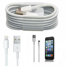 2X USB Cable for iPhone 6S 6 Plus 5 5S iPad Air Mini iPod Data Sync Charger Cord
