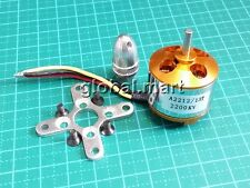XXD 2212 KV2200 Brushless Outrunner Motor A2212 2200kv for RC Aircraft ~A1051
