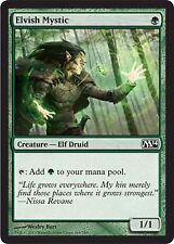 *MRM* KOREAN  Mystique elfe ( Elvish Mystic ) MTG Magic 2010-2015