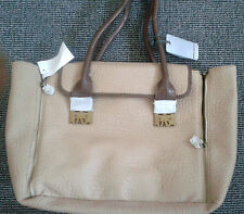 Brand New With Tag Miss Sixty Beige LARUE BAG, Gift, Christmas R.R.P £116