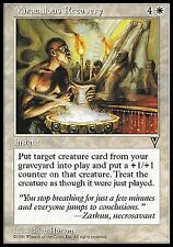 Miraculous Recovery X4 EX/NM Visions MTG Magic Cards White