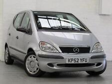 Mercedes-Benz A140 1.4 ( LWB ) A+ Manual Petrol Hatchback in Silver