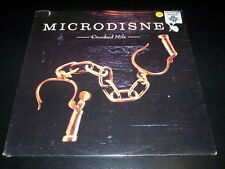"Microdisney ‎""Crooked Mile"" LP Virgin ‎– 90578-1 Usa 1987 sealed"