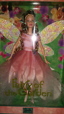 2000 FAIRY OF THE GARDEN BARBIE-THE ENCHANTED WORLD OF FAIRIES COLLECTION-MNRFB