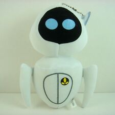 "LATEST 6.5"" Pixcar Wall E EVE White Plush Figure Suction Toy Doll + GIFT"