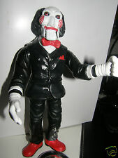"SAW    ""BiLLy  pUpPET""         9"" Inch Vinyl Figure    collector figure"