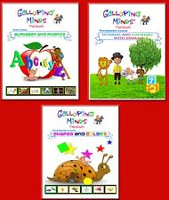 CAN YOUR BABY READ, BABY, KIDS EDUCATIONAL, 3 DVDs NEW