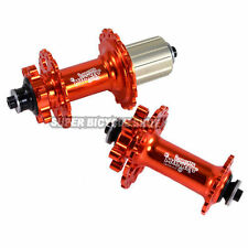 Circus Monkey HDW2 MTB Disc Hubs,28 Hole,1 Pair,Orange