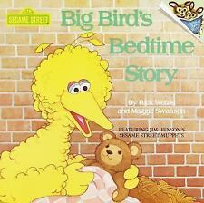 Please Read to Me: Big Bird's Bedtime Story by Rick Wetzel, Maggie Swanson and S