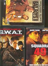 DVD Lotto 03 = Bad boys 2 – S.W.A.T. – Squadra 49 - ORIGINALI