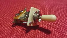 FAITHFULLY REPRODUCED SWITCH AND PLATE FOR  HARMONY METEOR GUITAR