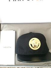 Versace Black Cap (Size Fits All)