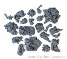 Dungeon remains and relics - D&D, dungeon terrain, dwarven forge, scenery, rpg