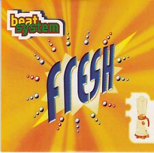 Beat System ‎CD Single Fresh - France (M/M)