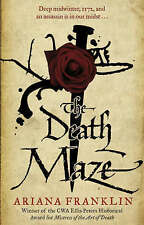 The Death Maze: Mistress of the Art of Death, Adelia Aguilar Series 2 by...