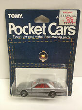 Tomy Pocket Cars Nissan Skyline 2000 Turbo GT-ES