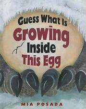Guess What Is Growing Inside This Egg-ExLibrary