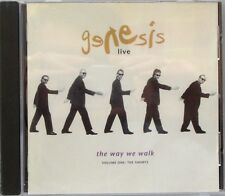 Genesis - The Way We Walk Vol.1 (Genesis Live/The Shorts)