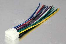 ALPINE WIRE WIRING HARNESS CAR STEREO ADAPTER CABLE