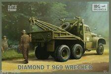 CAMION DE DEPANNAGE  DIAMOND T 969, US. ARMY - KIT IBG Models 1/72 n° 72020