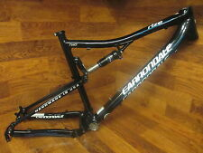 "CANNONDALE 26"" RIZE FULL SUSPENSION XL CARBON FRAME & FOX FLOAT RP23 REAR SHOCK"