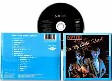 SOFT CELL - Non-Stop Erotic Cabaret 1981/1982/2003 Import CD Nuovo