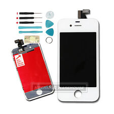 RICAMBIO PER IPHONE 4 4G BIANCO LCD Display Touch Screen glass digitizer lens