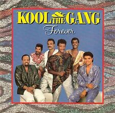 KOOL & THE GANG - FOREVER / CD (METRONOME 830 398-2)
