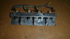 Slot Machine Front Panel Light Assembly from Seeburg Nickels Slot Machine