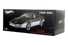 1982 PONTIAC KNIGHT RIDER K.A.R.R 1/18 KNIGHT AUTOMATED MOVING ROBOT ELITE BCT86