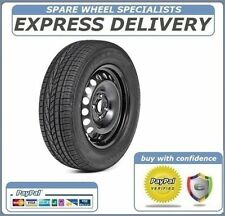 FORD FIESTA 2008-2016 FULL SIZE SPARE WHEEL AND 195/55R15 TYRE