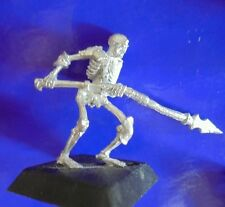 Rackham rackhams confrontation undead of acheron Morbid puppet skeleton spear #A