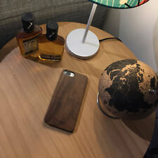 OXSY iPhone 7 Walnut Real Wood iPhone Case Cover - Slim Case