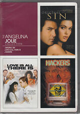 NEW The Angelina Jolie Collection (DVD, 2006, 3-Disc Set) New