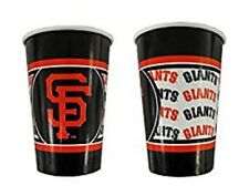 San Francisco Giants Disposable Paper Cups - 20 Pack [NEW] MLB Party Tailgate
