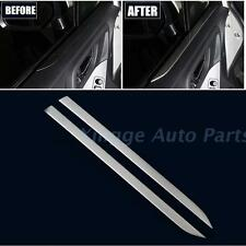 304 Stainless Steel Window Sill Trims For SUBARU FORESTER XV 2013 2014 2015 A