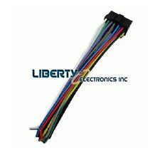NEW WIRE HARNESS for SONY CDX-M610 / CDX-M620 / CDX-M630