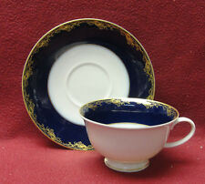 ROSENTHAL CLASSIC ROSE CHINA - FREDERICK the GREAT Pattern - CUP & SAUCER SET