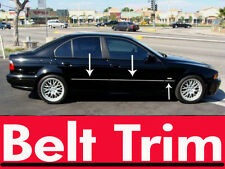 BM E39 520 523 525 530 540 CHROME BELT TRIM 1995-2004